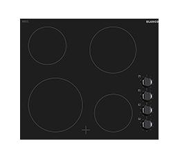 Blanco Black Glass Ceramic Cooktop