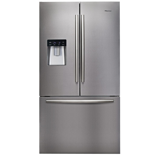 Hisense 630L French Door Fridge SS