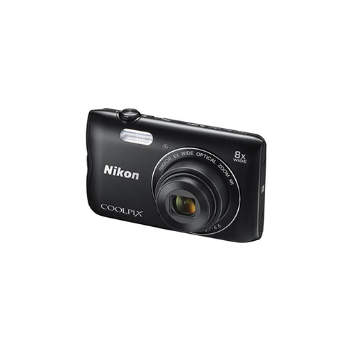 Nikon Coolpix A300 Digital Camera Black