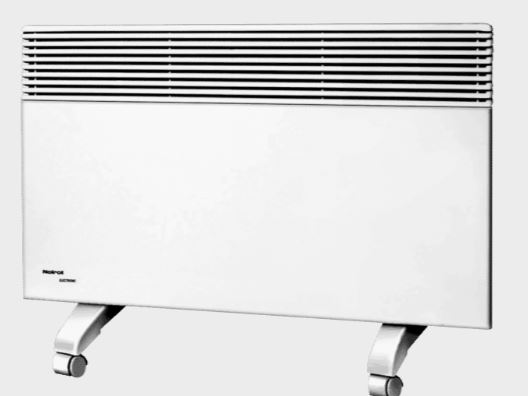 Noirot 2400W White Panel Heater