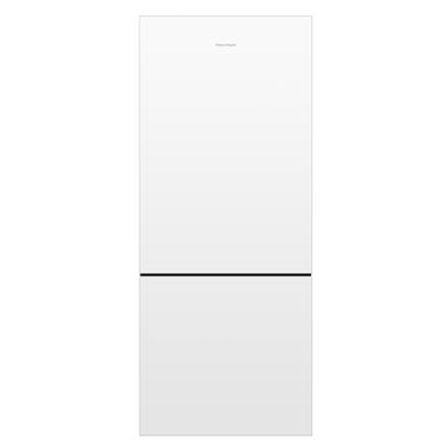 FISHER & PAYKEL 442L Bottom Mount Fridge White