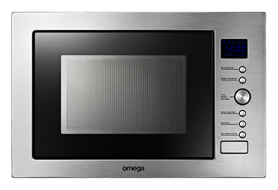 Omega Built In 30L Convection Microwave SS