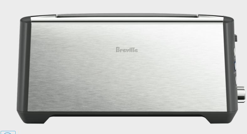 Russell Hobbs Inspire 4 Slice Toaster - White