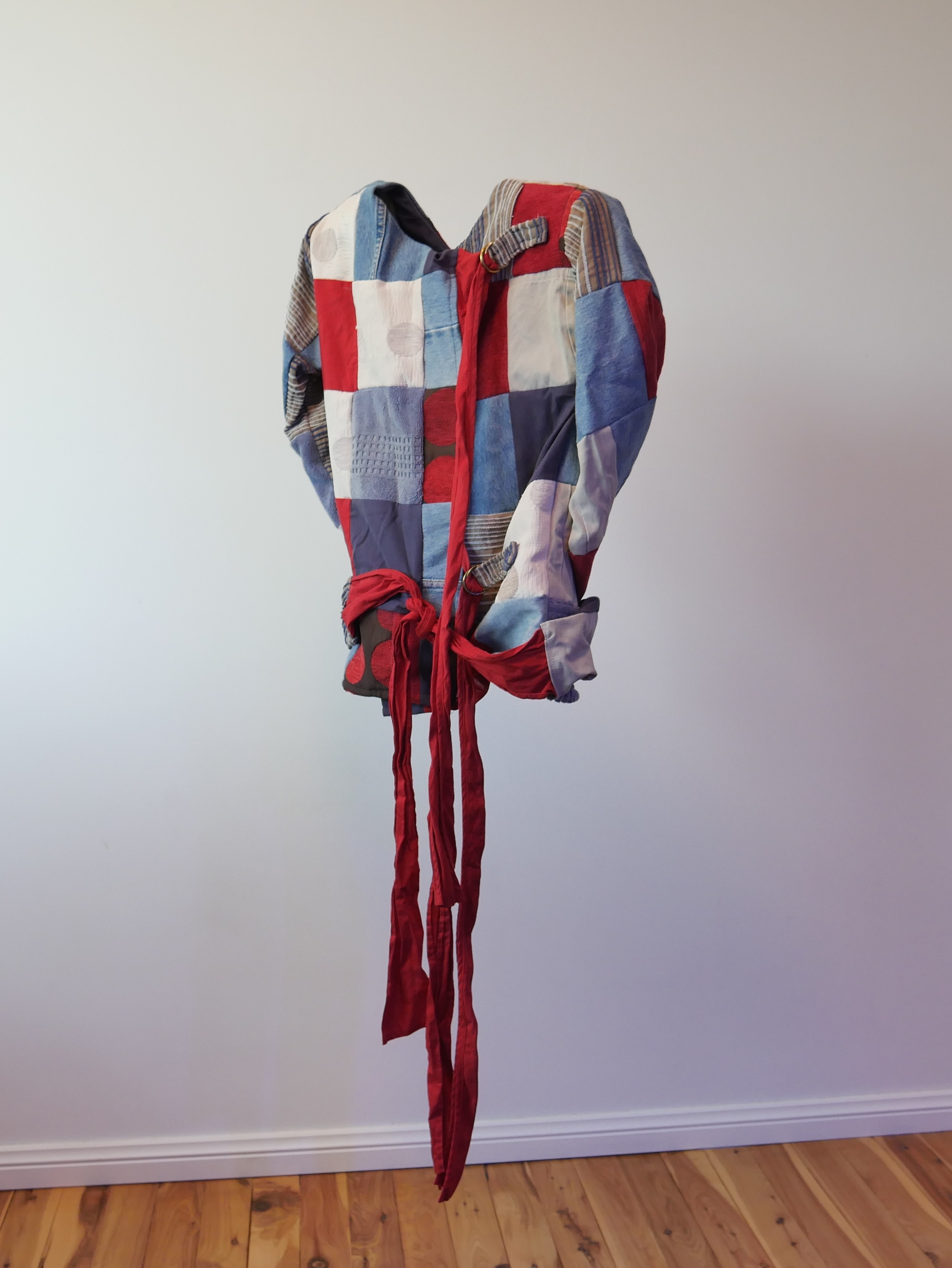 Life Jacket (Installation view)