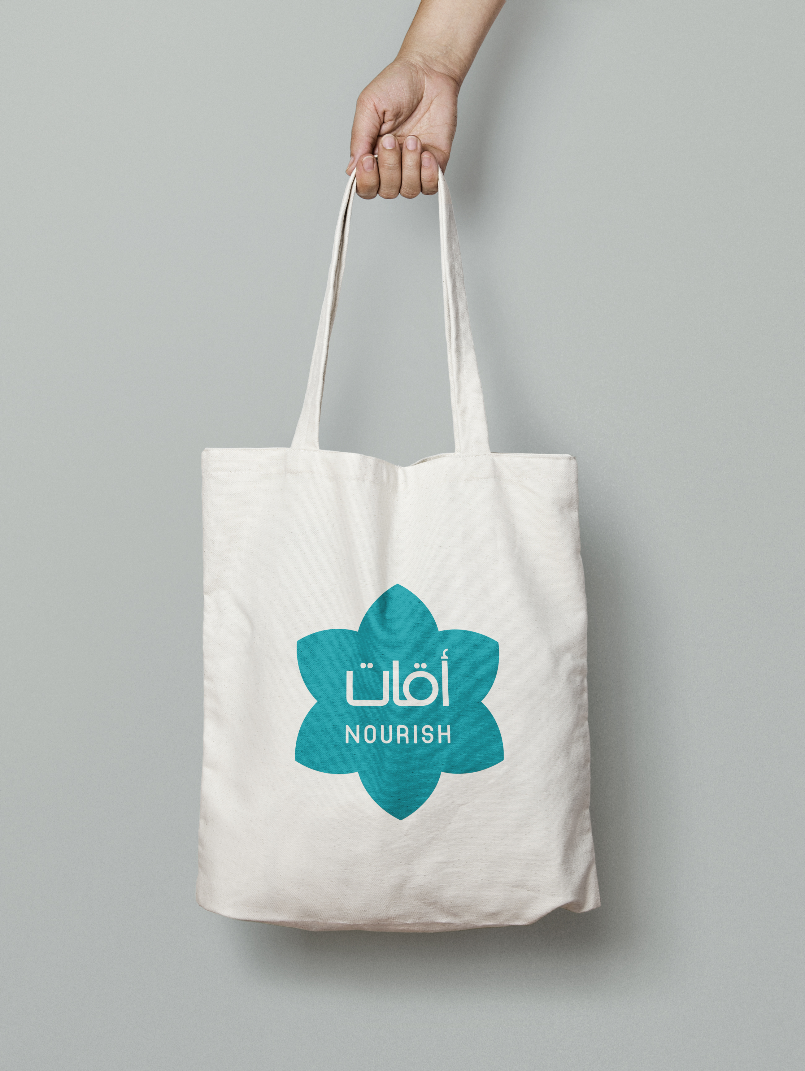 Nourish Tote Bag