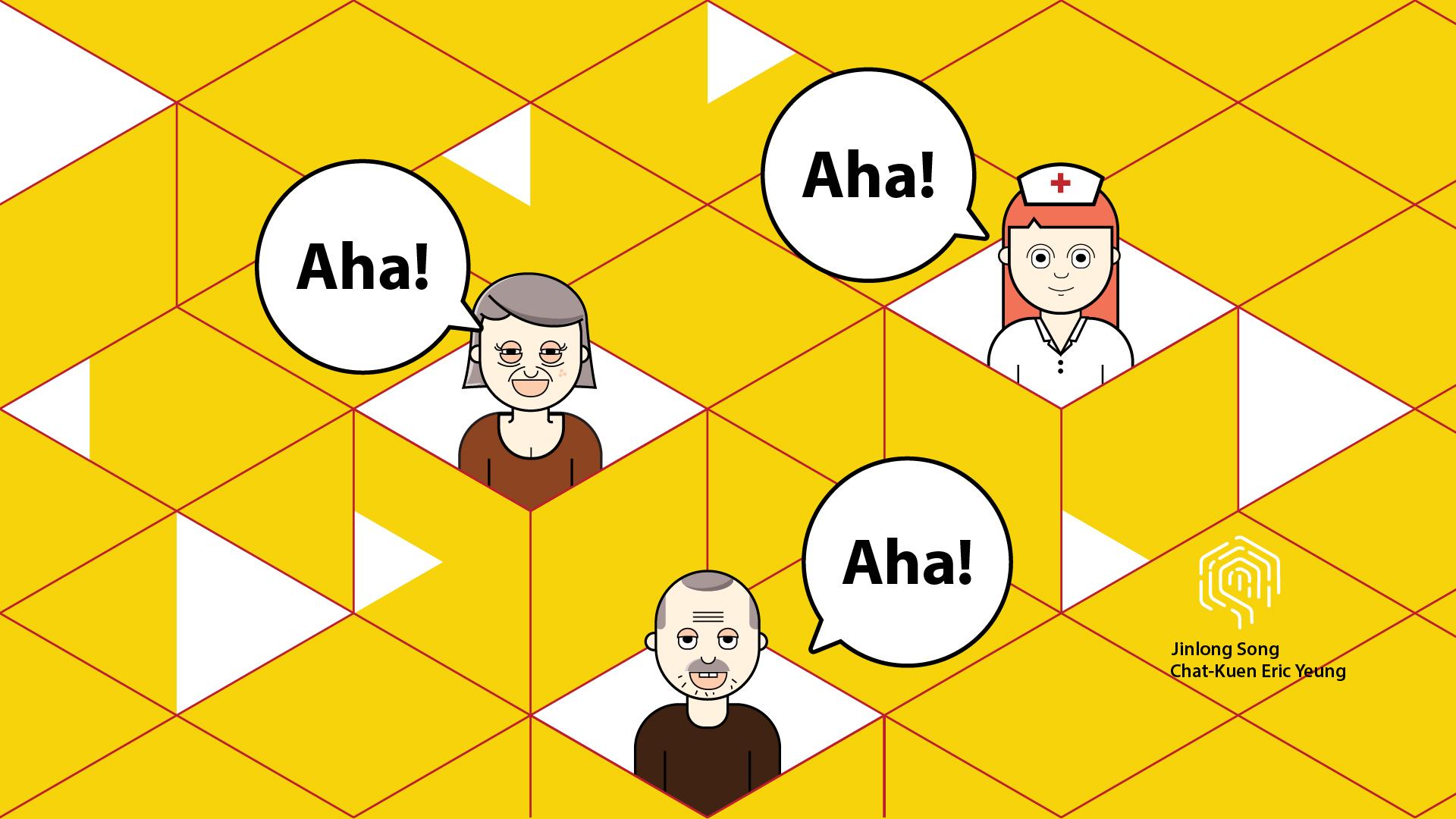 AHA - Alzheimer's Training Device