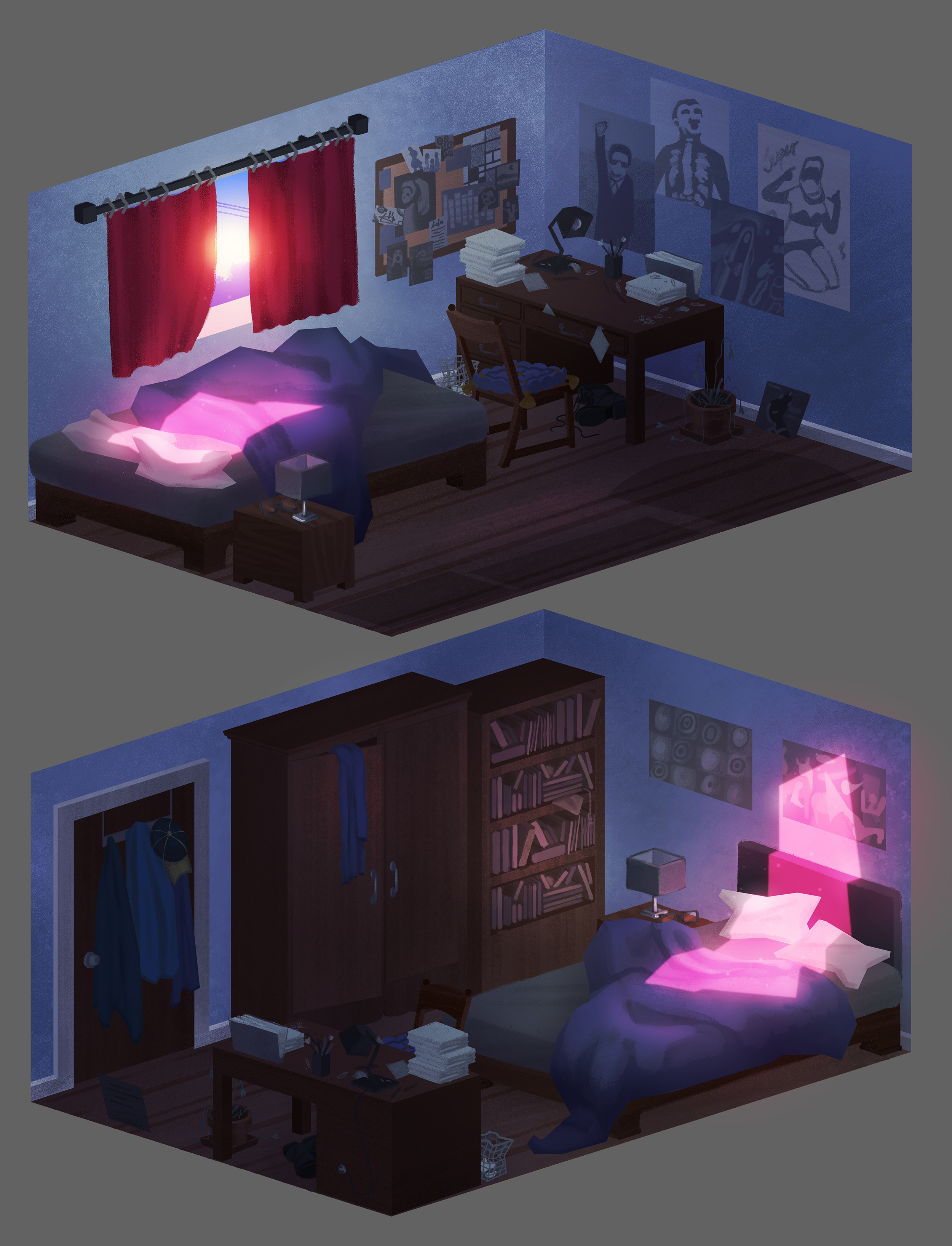 Emma's Bedroom Design