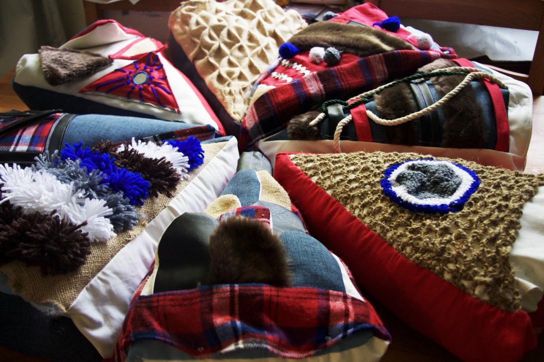 Sensory Textiles for Dementia
