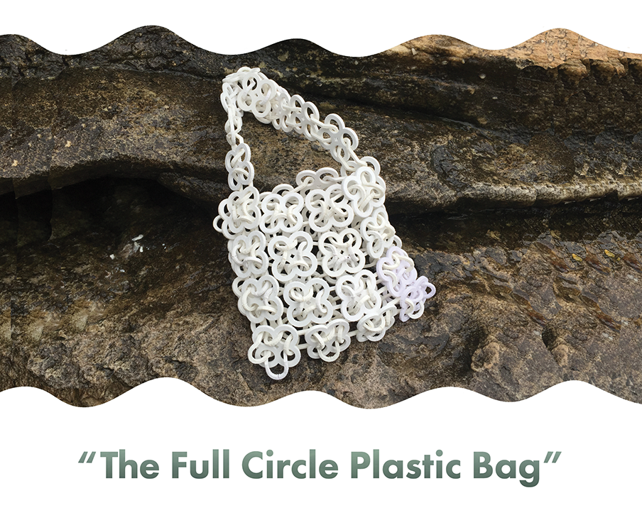 Full Circle - Sustainable 3D Printed Textiles