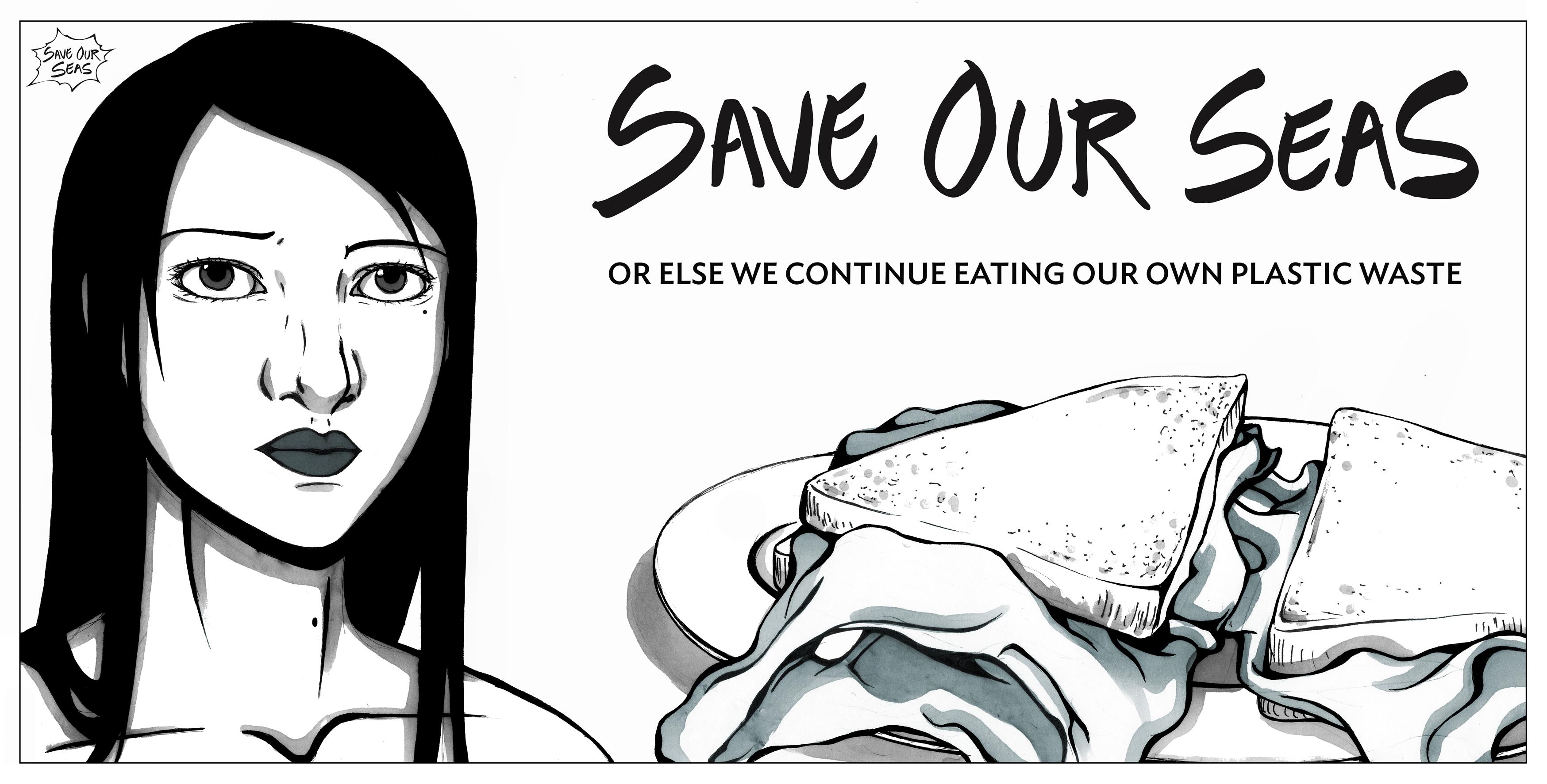 Save Our Seas (Billboard Design 1)