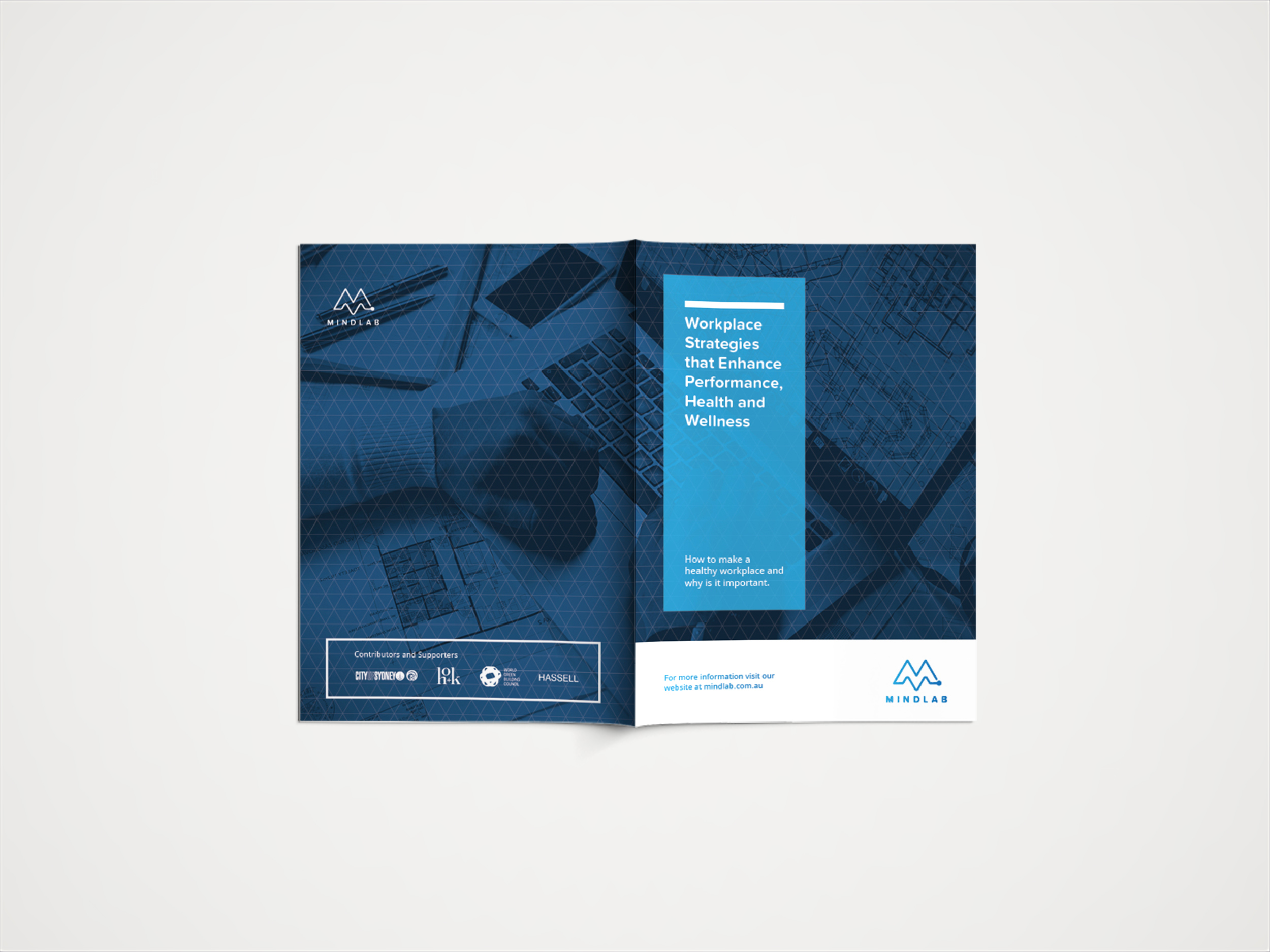 Information Booklet (Cover)