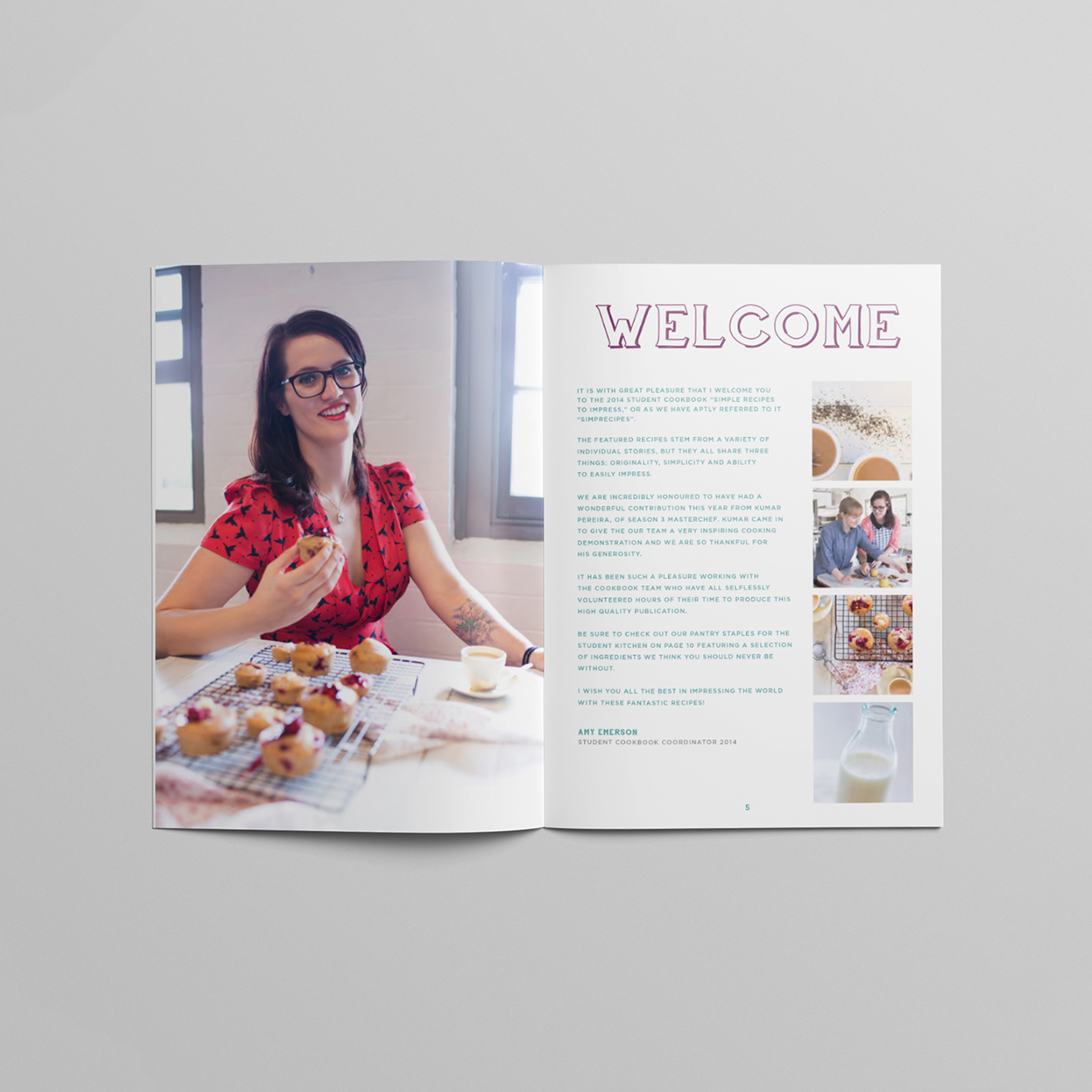 Arc UNSW Student Cookbook