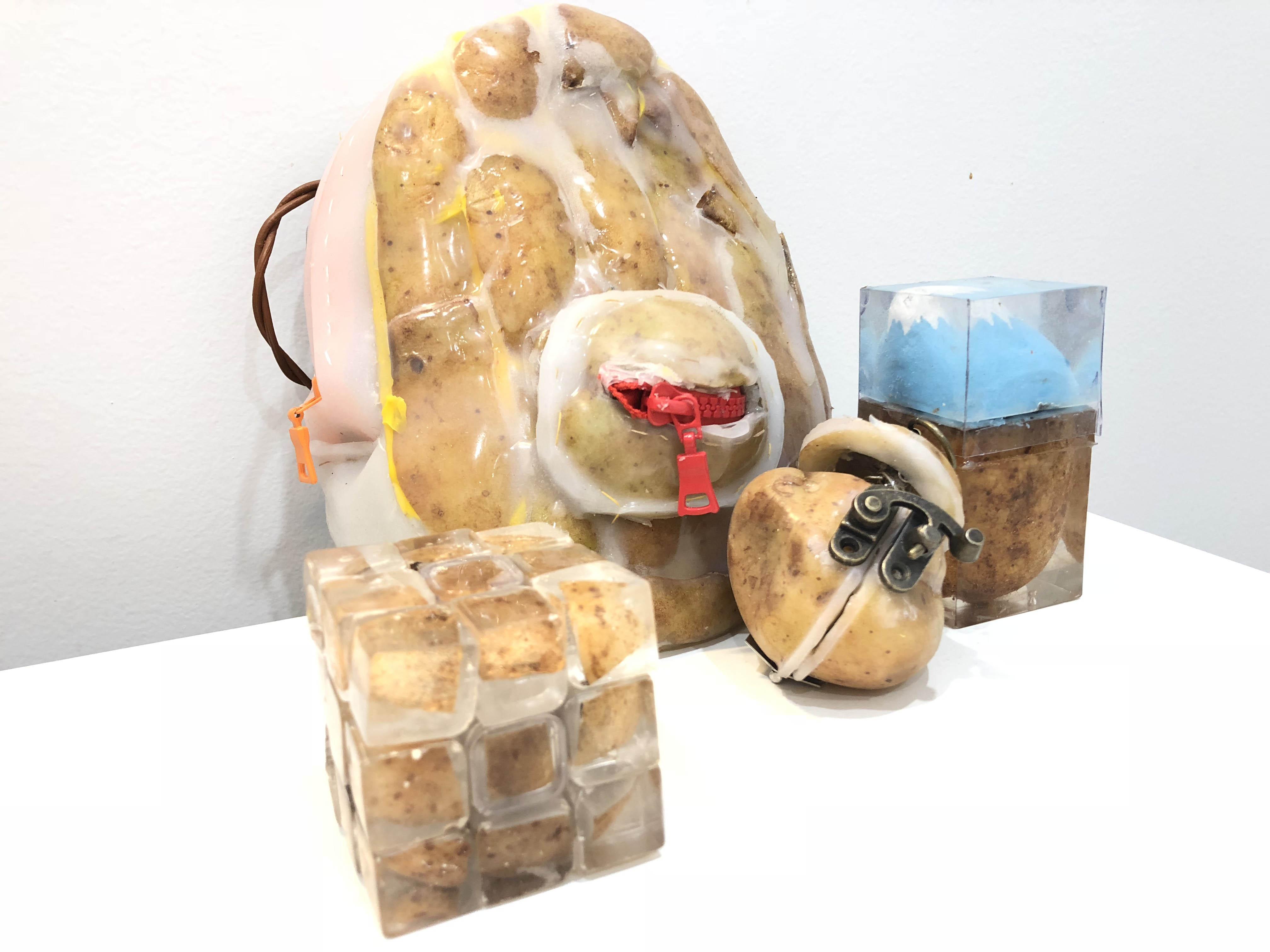 Imperfect potato product design