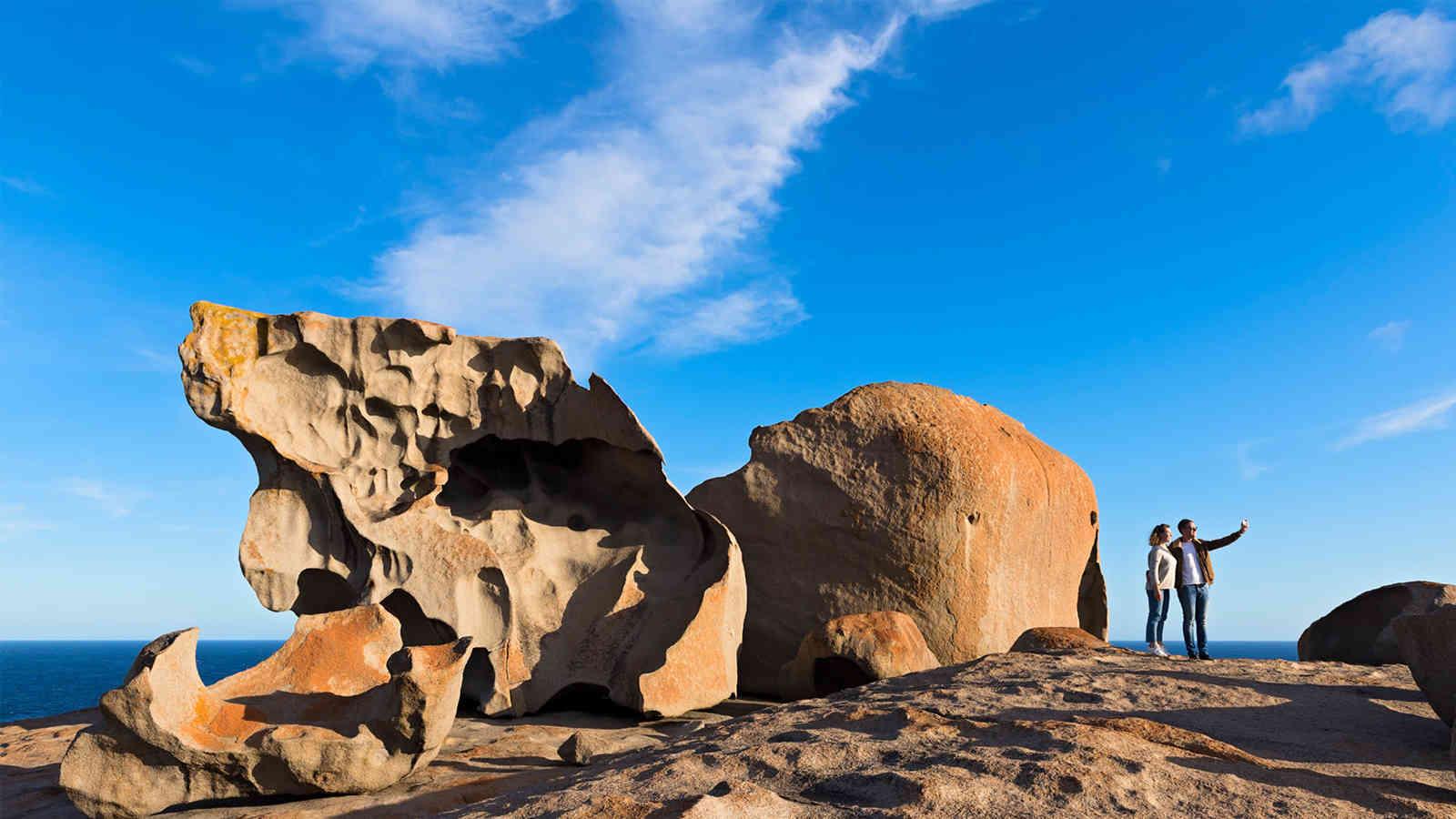 Remarkable Rocks 1600X900