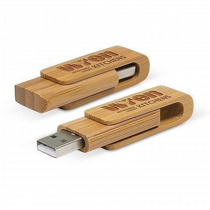 Bamboo 4GB Flash Drive