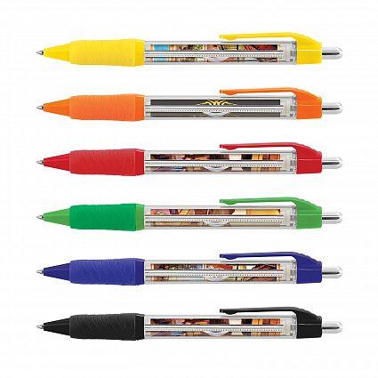 Aries Banner Pen