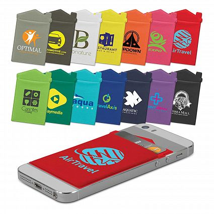 Lycra House Phone Wallet - Heat Transfer