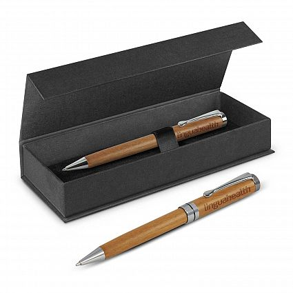 Heritage Rimu Wood Pen