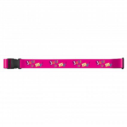 Full Colour Luggage Strap