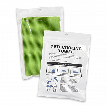 Yeti Premium Cooling Towel - Pouch