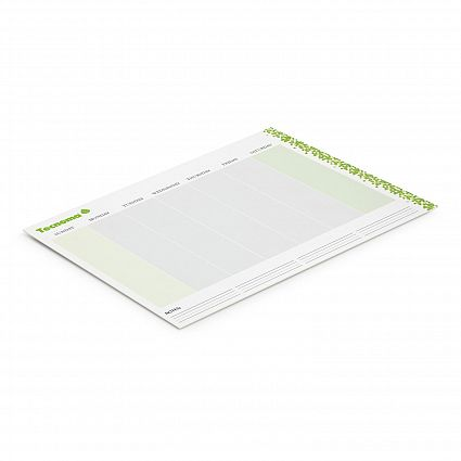 A2 Desk Planner - 25 Leaves