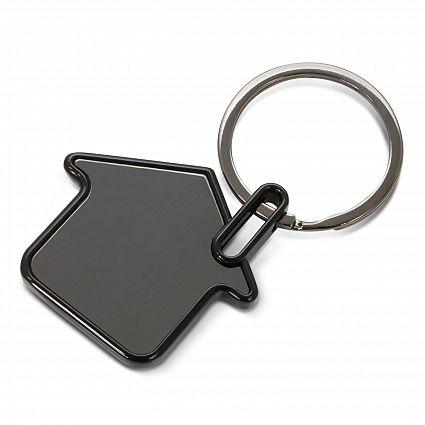 Capital House Key Ring