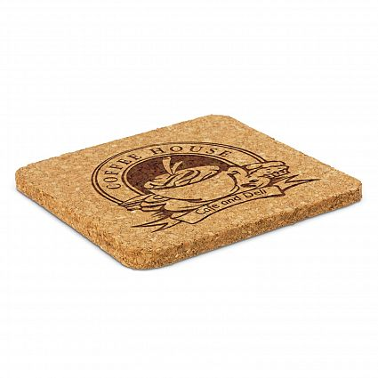 Oakridge Cork Coaster - Square