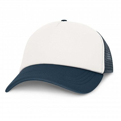 Cruise Mesh Cap - White Front