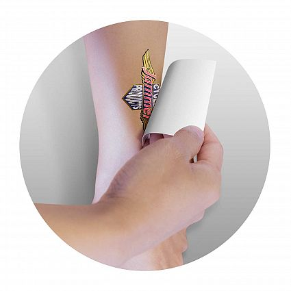 Temporary Tattoo Foil - 51mm x 76mm