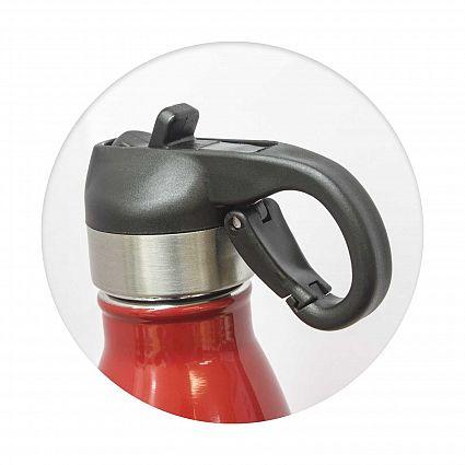 Mirage Steel Bottle - Flip Lid