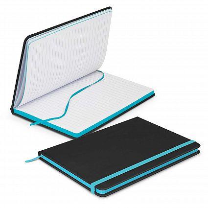 Omega Black Notebook