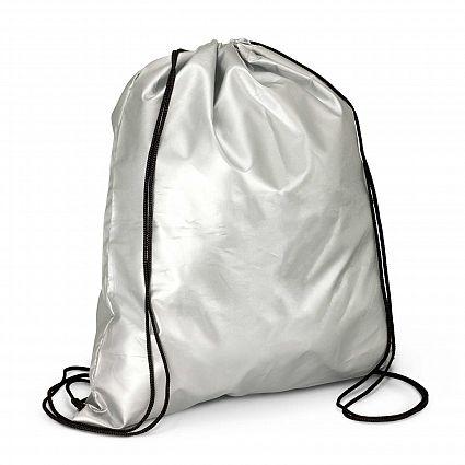 Titanium Drawstring Backpack