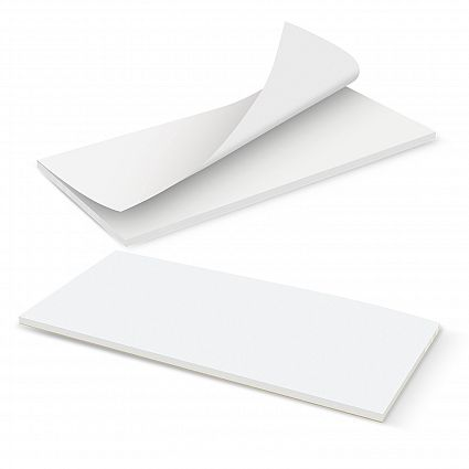 DLE Horizontal Note Pad - 50 Leaves