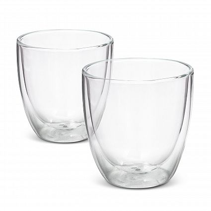 Tivoli Double Wall Glass Set - 310ml