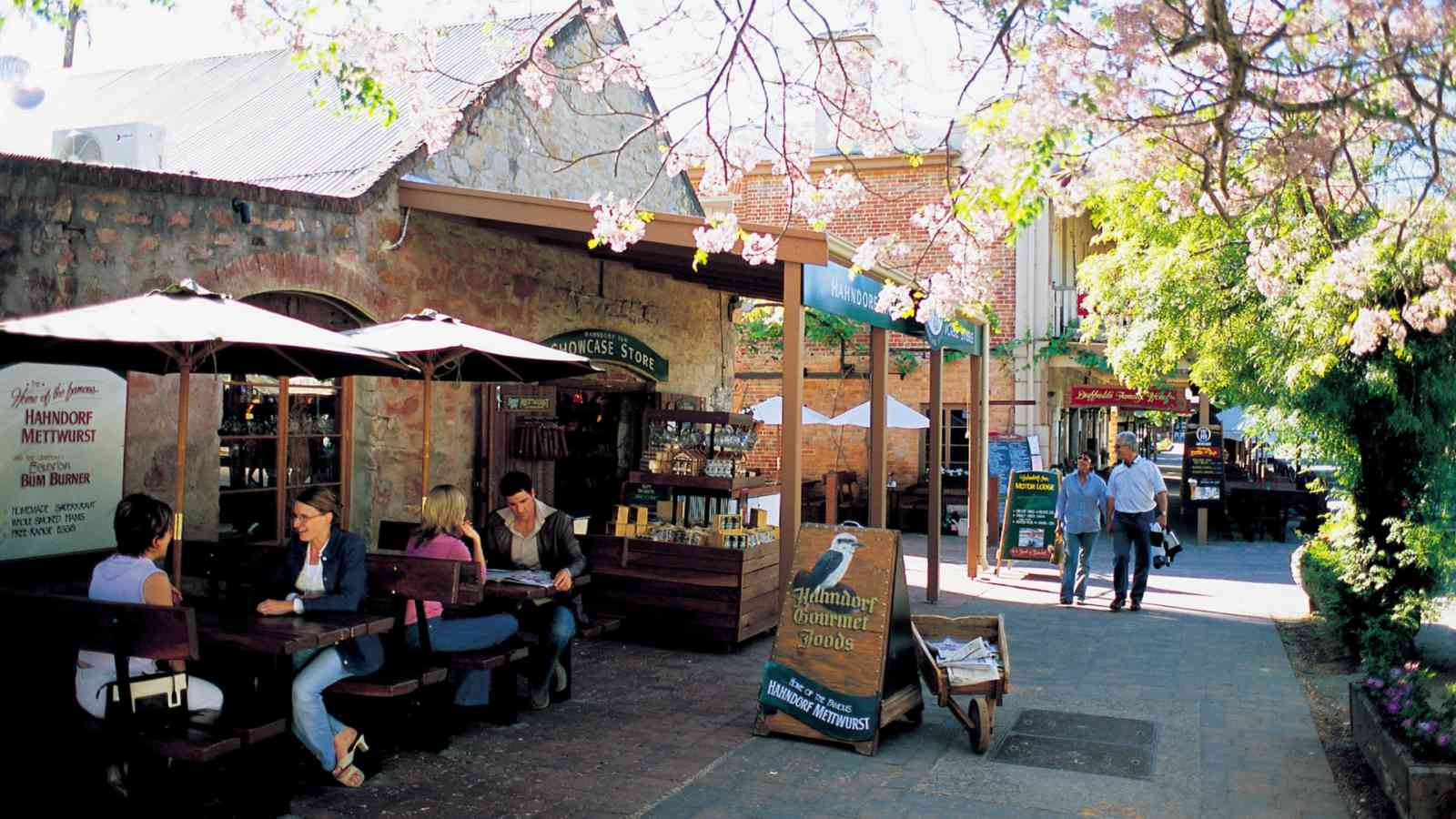 Hahndorf Streets