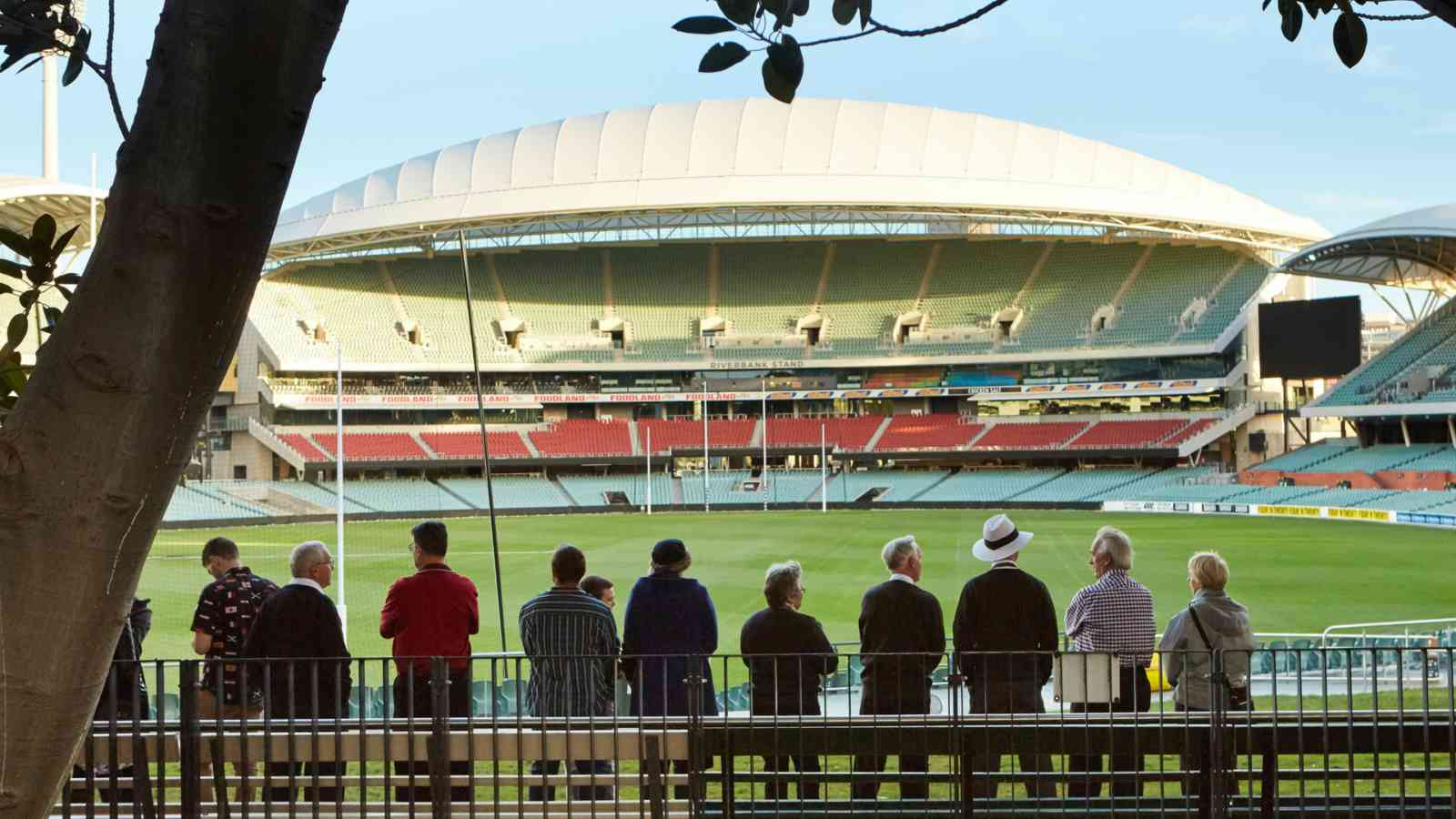 Adelaide Oval South Hill