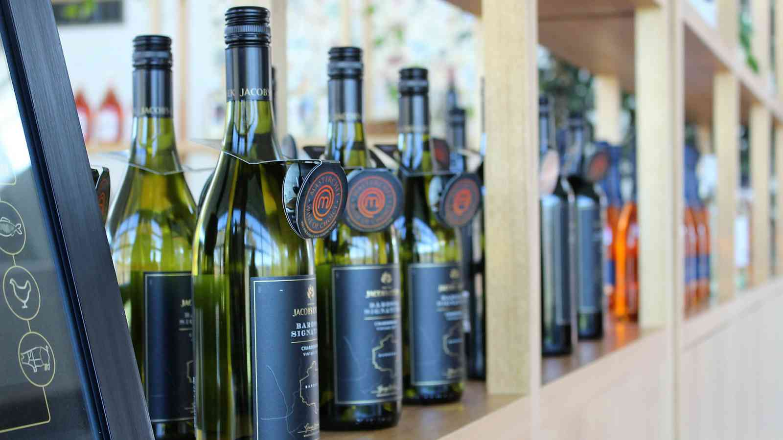 Barossa Wine Bottles