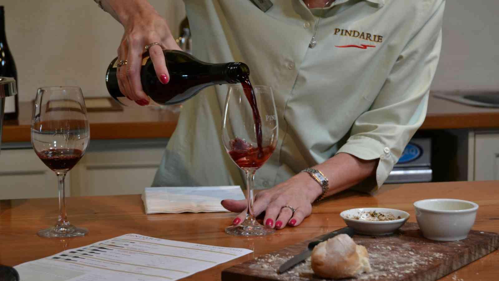 Barossa Pindarie Wine