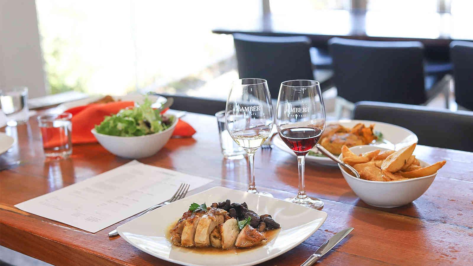 Lambert Estate Lunch 1600X900