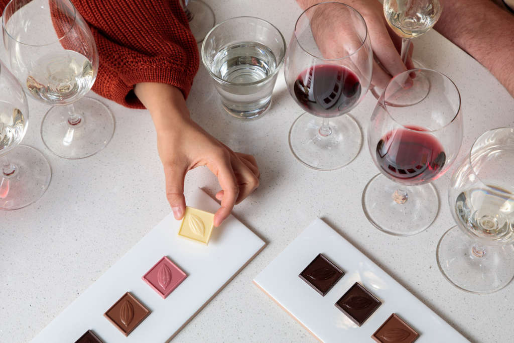 Barossa Valley Chocolate Company Wine Pairing 1600X900