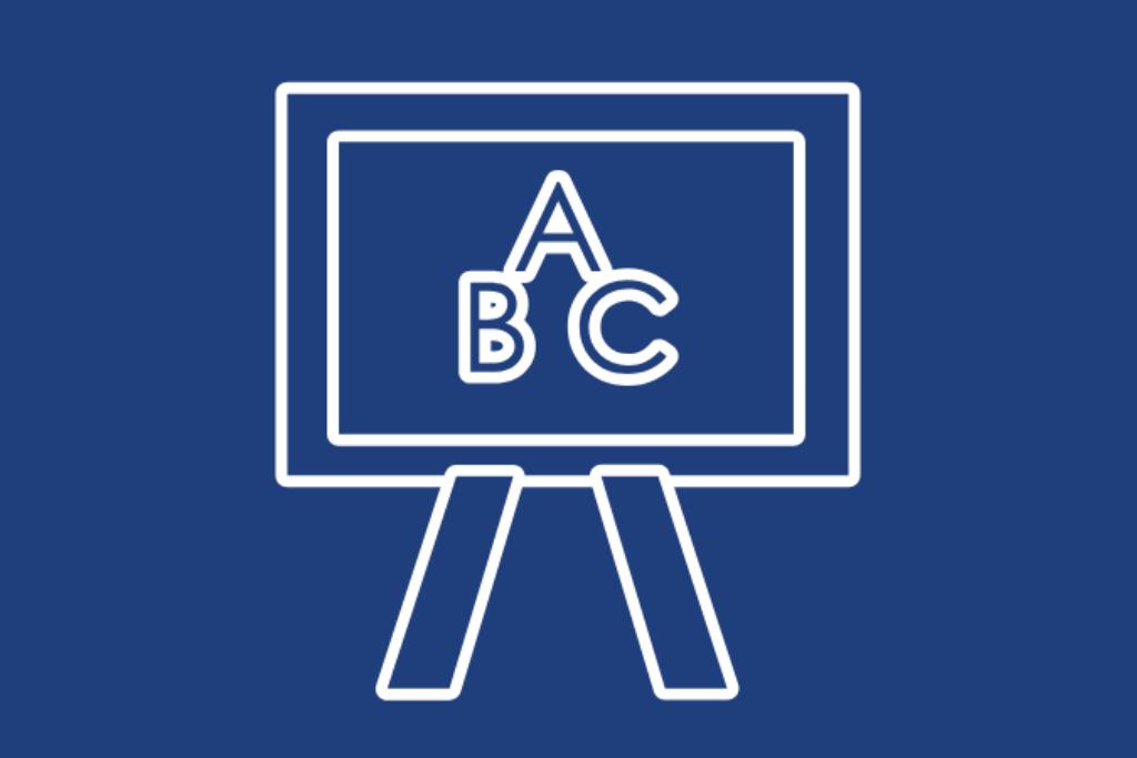 School Groups Blue