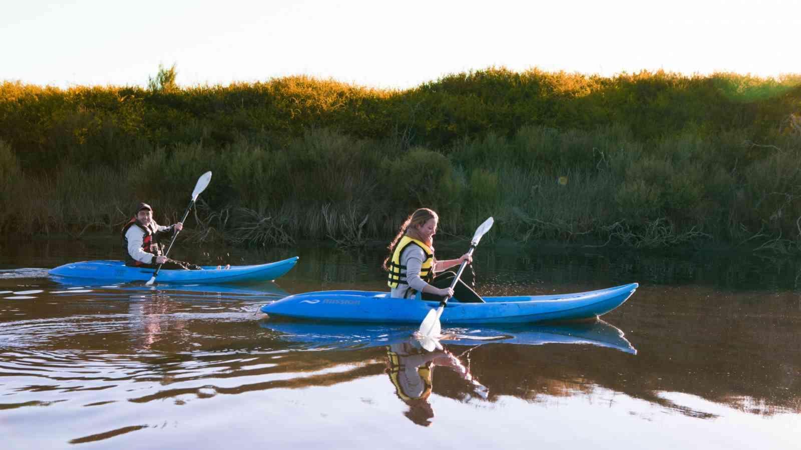Kangaroo Island Kayaking