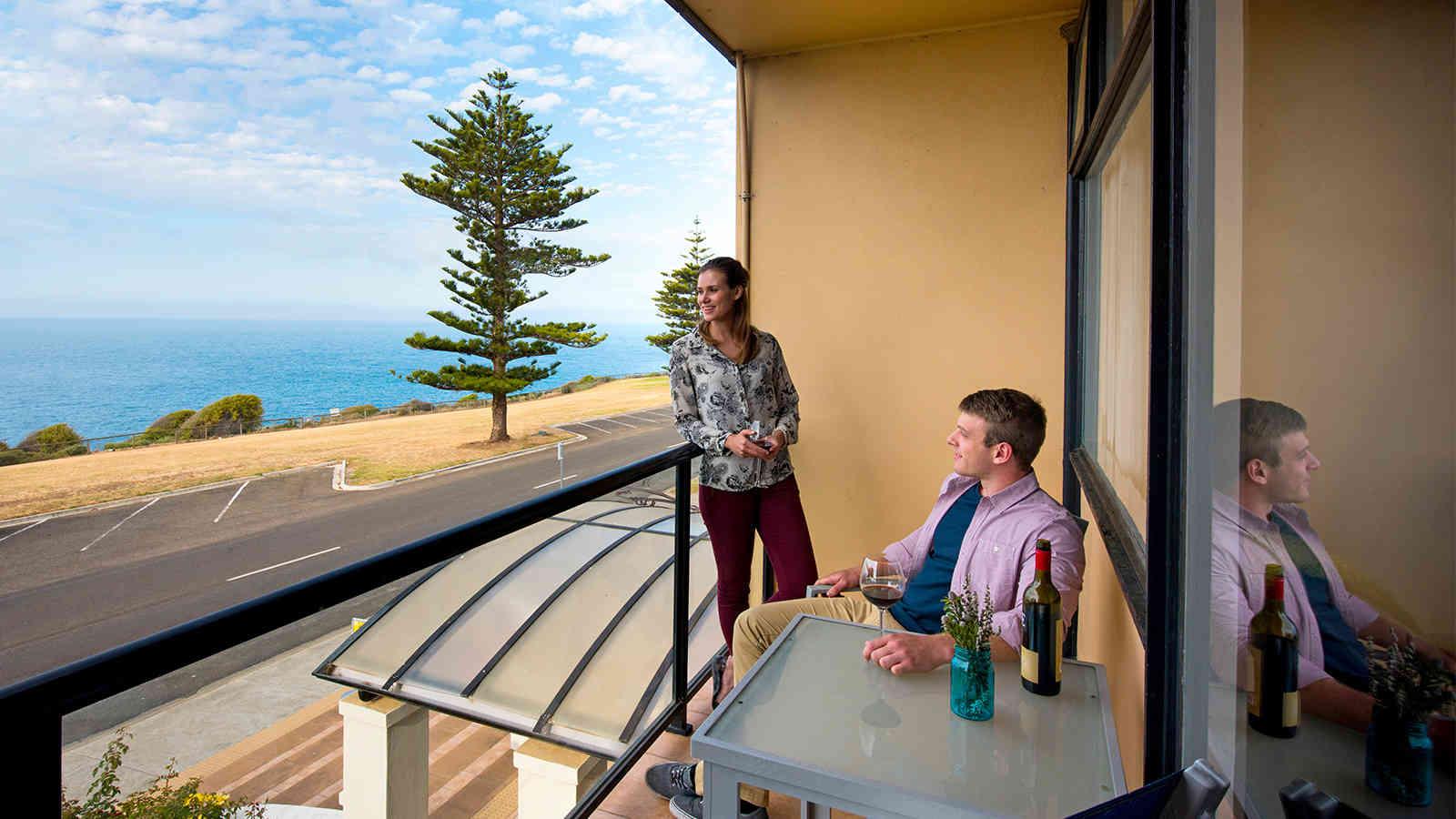 Ki Seafront Seaview Room