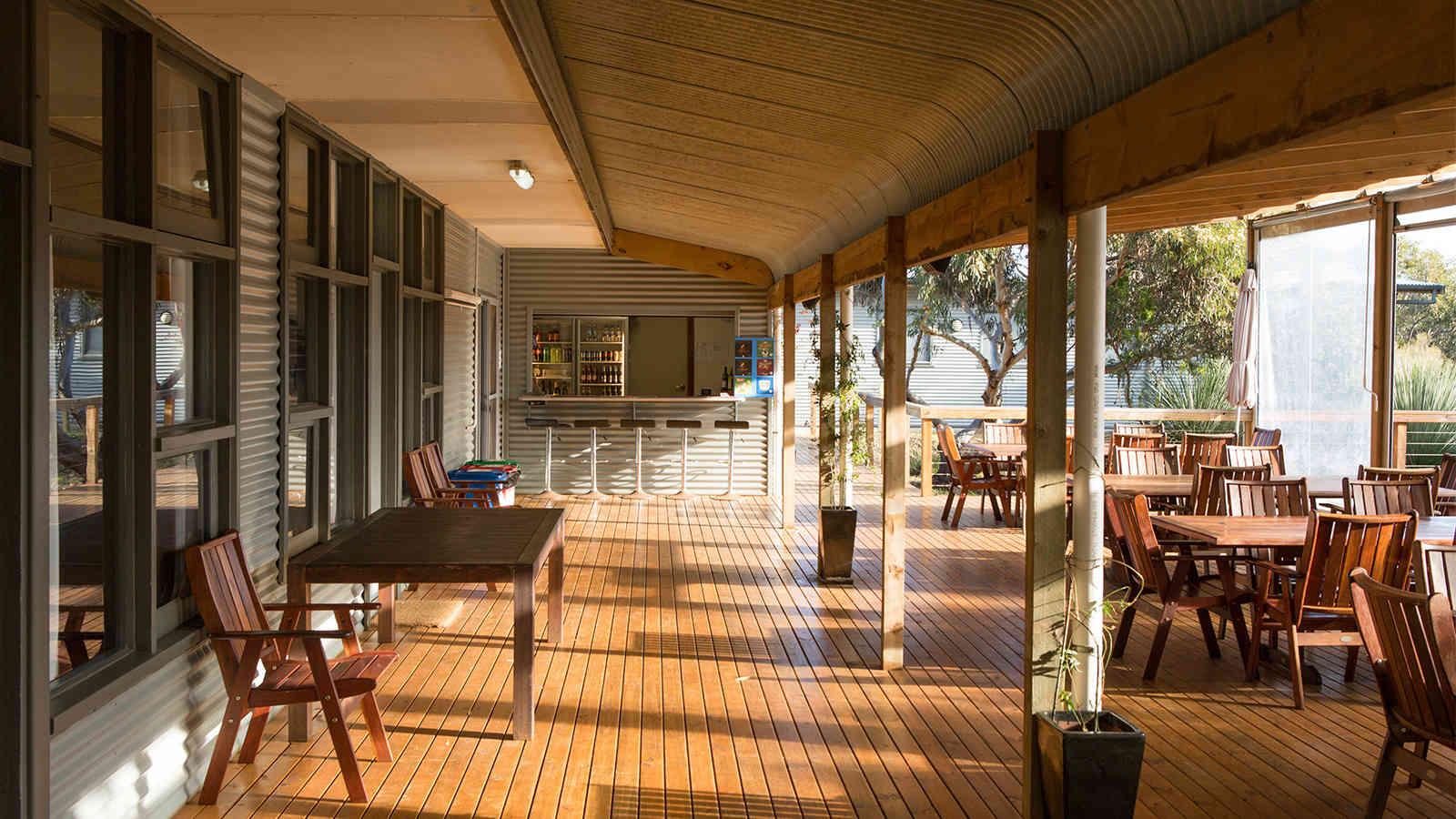 Vivonne Bay Lodge Ki