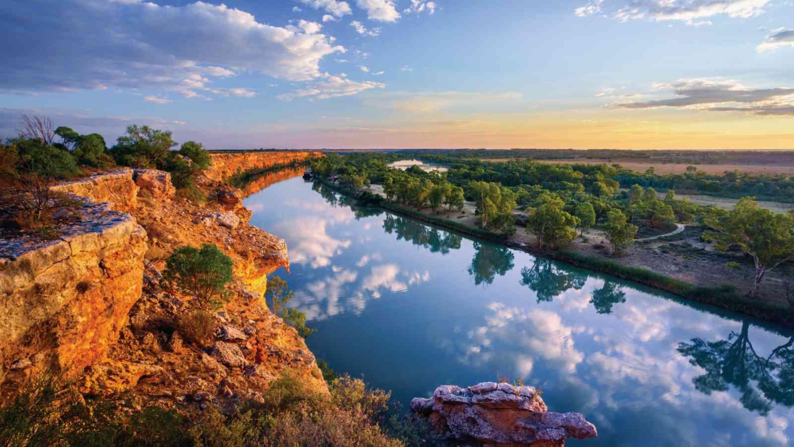 Murray River Landscape