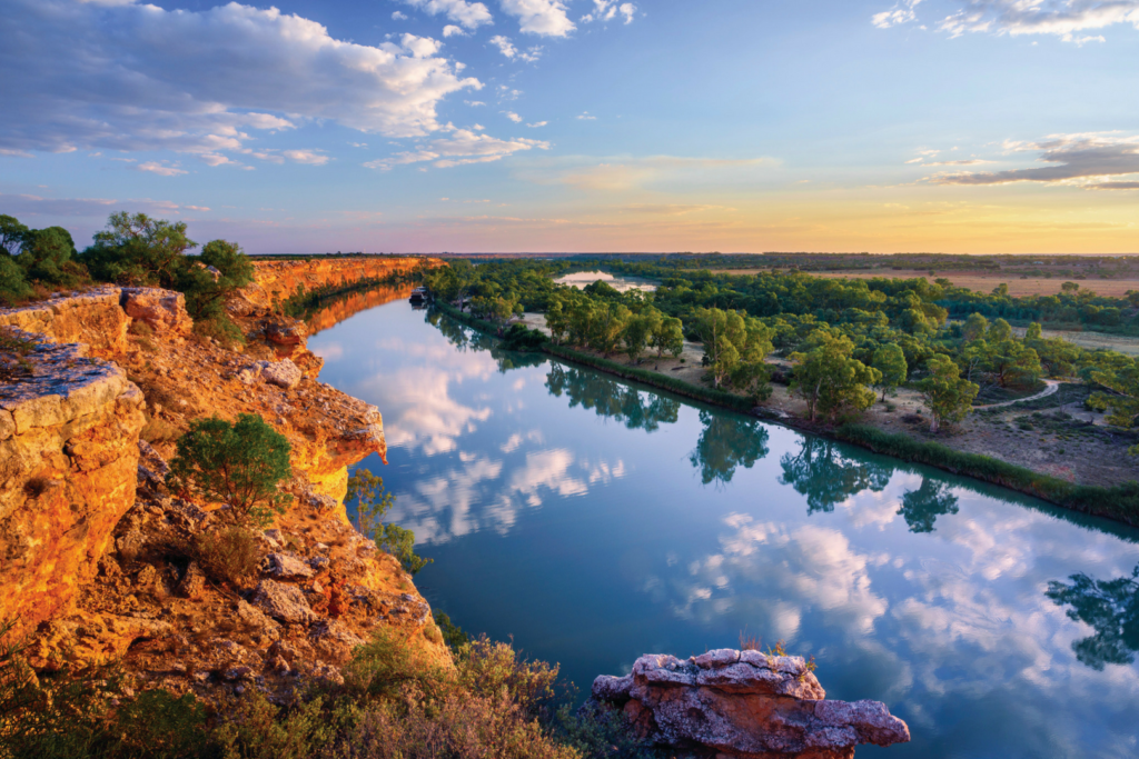 Murray River Landscape