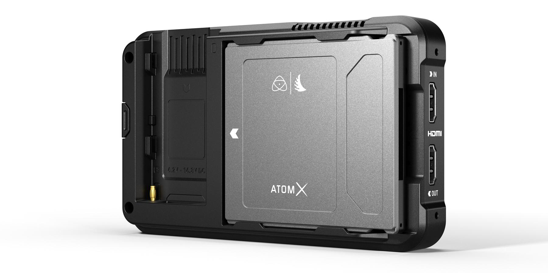 AtomX SSDmini by Angelbird