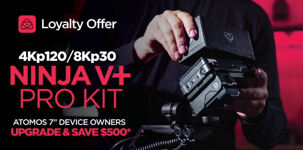 Loyalty Offer:<br>Upgrade and Save $500*