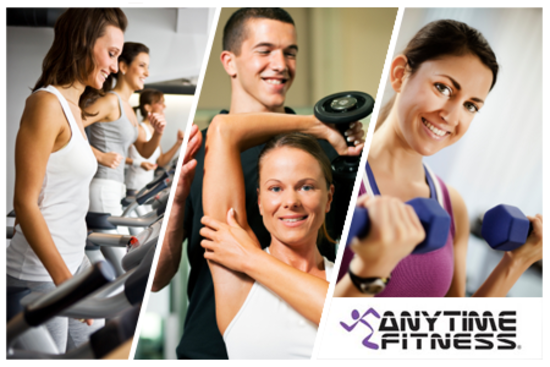 Anytime Fitness aims to make it easier for everybody to fit a workout ...