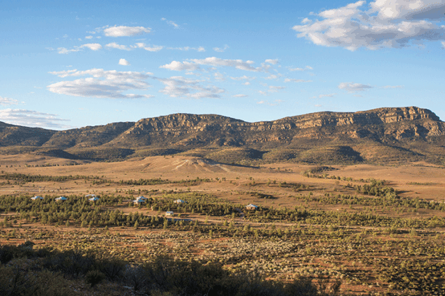 Flinders Ranges 1200X500
